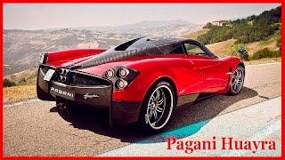Мегазаводы Pagani Huayra 0 до 100 км/ч 3.3 сек док.фильм стоимость 1000000 евро