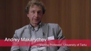 European Commemoration 2015: Andrey Makarychev