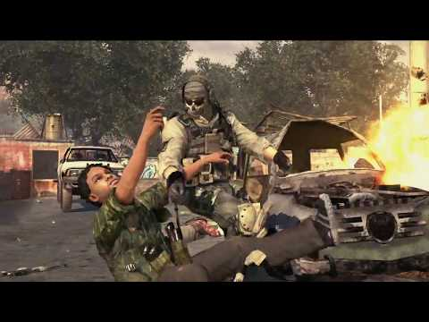 Call of Duty: Modern Warfare 2 - Official Action Launch Trailer | HD