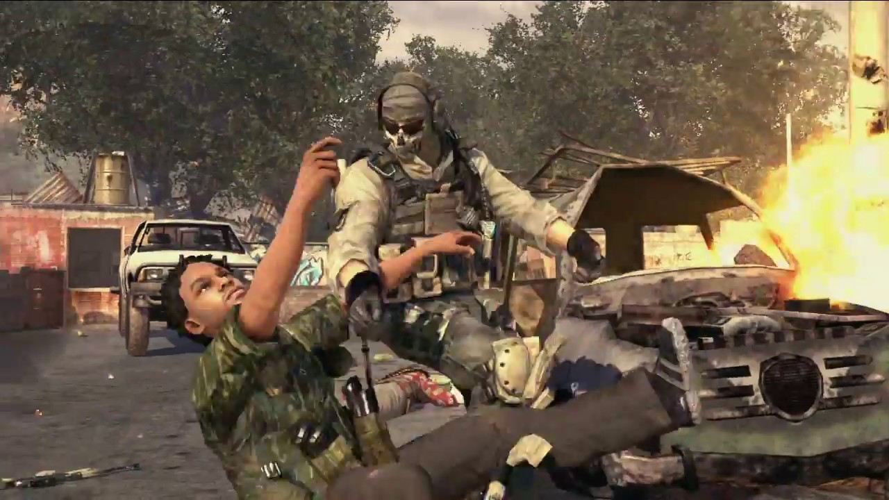 Call of Duty: Modern Warfare 2 - Official Action Launch ...