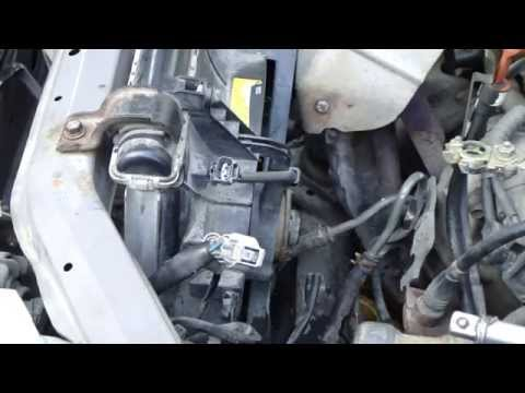 How To Replace Radiator Toyota Camry. 2.2 Liter Engine. Years 1991 To 2002.