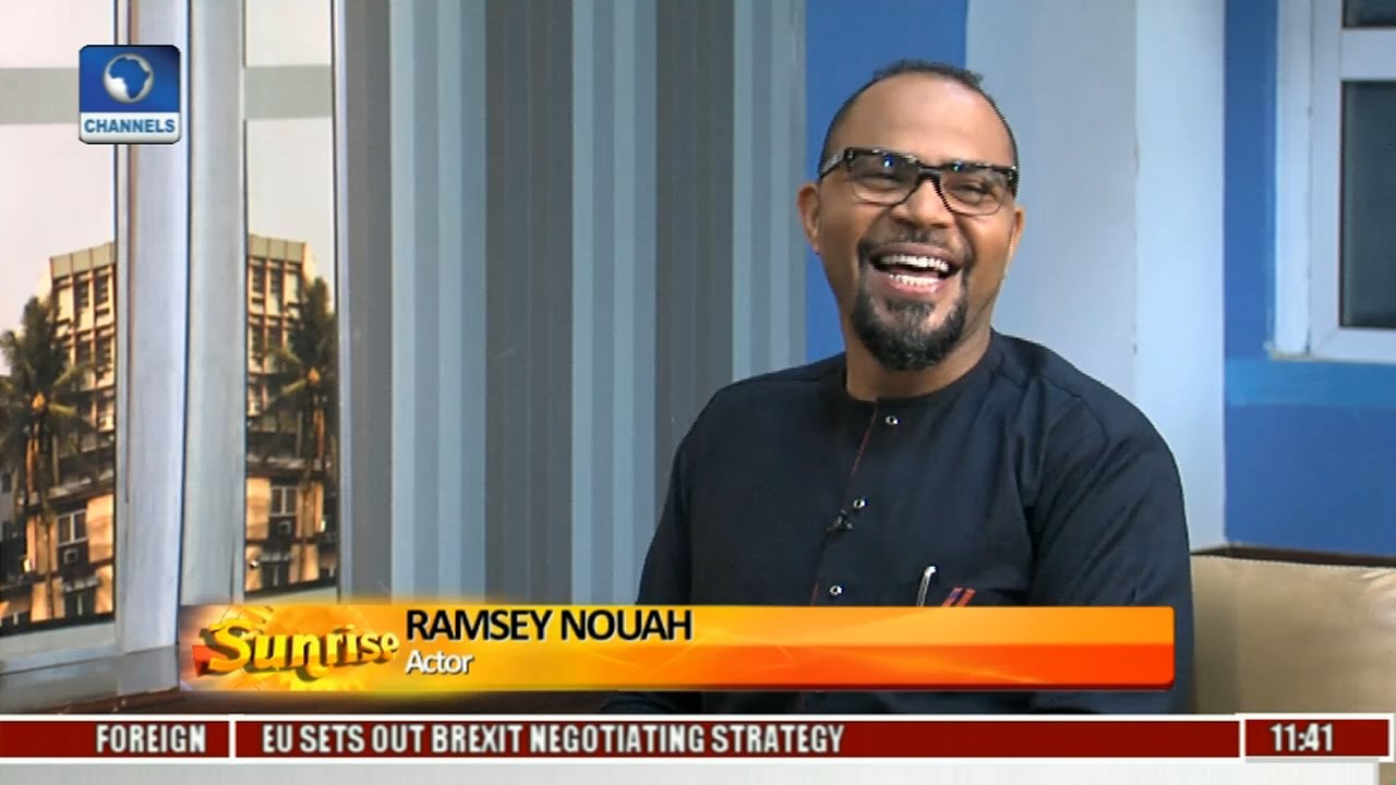 Download Artiste Of The Week Features Nollywood Actor  ''Ramsey Nouah''