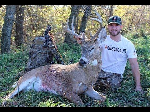 Big Buck Bow Kill | Public Land | Self Filmed | Hang and ...