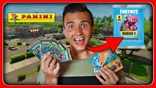 I OPEN ORIGINAL Fortnite BOOSTER PACKS! | RENEGADE RAIDER?