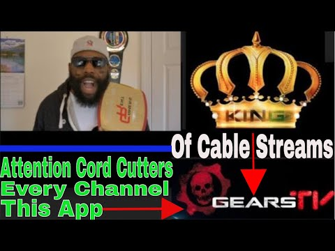 Cut the Cable Cord|Get All Channels, PPV, Sports and Premium TV|(There's an app for that)