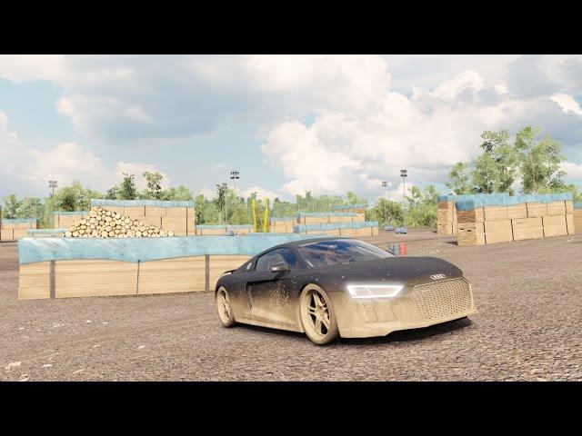 Forza Horizon 3 Timber Mill 20 000 Xp Board Tutorial Guide Youtube