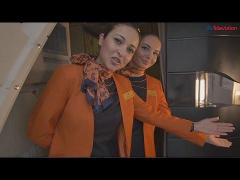 US Television - Azerbaijan - Azerbaijan Airlines