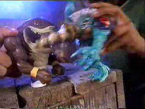 Street Sharks Toy Commercial - YouTube