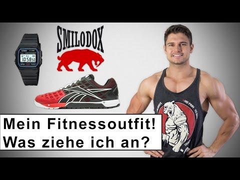 Mein Trainingsoutfit - Schuhe, Stringer und Co.