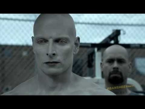 JOSEPH GATT  Acting  Banshee   The Albino Favorite s