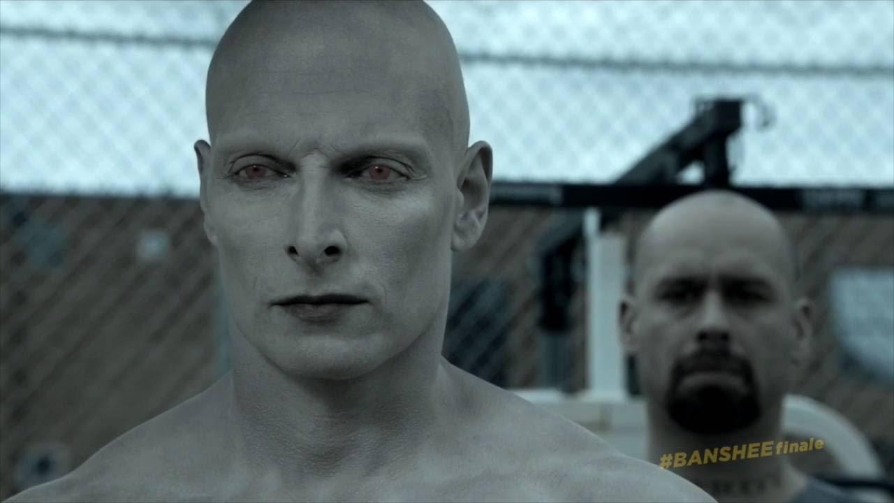 Download JOSEPH GATT - Acting - Banshee  - The Albino (Favorite Scenes)