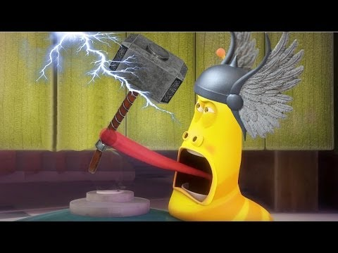 Download LARVA ❤️ The Best Funny cartoon 2017 HD ► La THOR DARK WORLD ❤️ The newest compilation 2017 ♪♪ PART