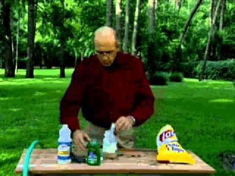 Jerry Baker S Year Round Lawn Care Spring Snack Time
