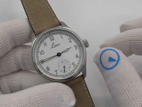 Introducing Laco Navy Watches with UNITAS 6498 Movement from YouTube · Duration:  8 minutes 43 seconds