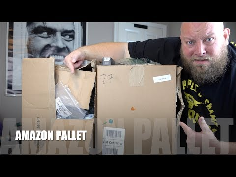 I bought a $1,570 Amazon Customer Returns TOOLS Pallet / Mystery Boxes