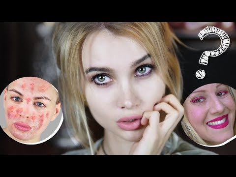 Как макияж меняет внешность 😱 !  3 топовых  макияжа на каждый день|Лисса