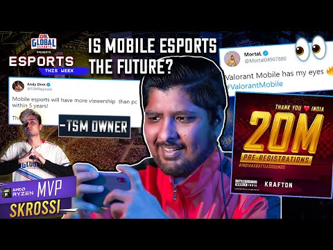 Esports This Week : Is Mobile Esports The Future?