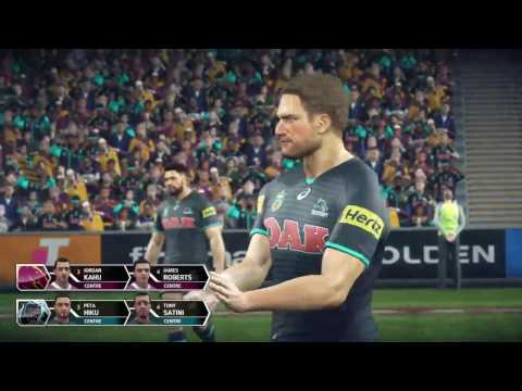 RLL3 – Brisbane Broncos Career (round 9)