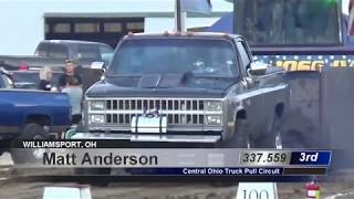 COTPC - Madison Co Fair Truck Pull 2018