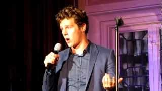 "Jonathan Groff Singing ""The Life of the Party"" from The Wild Party Live at The Cabaret"