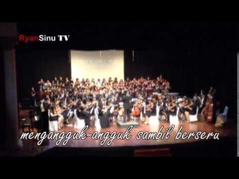 Burung Kutilang - Ryan Sinu VSTi & Percik Orch. With Percik Junior Choir (SD Perguruan Cikini)