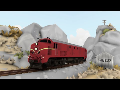 Rolling Line Gameplay