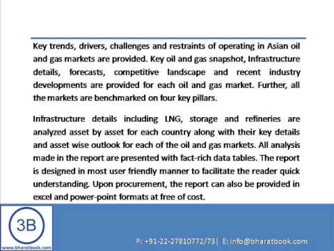 Asia Pacific Oil and Gas Industry Research Report Q3 2014