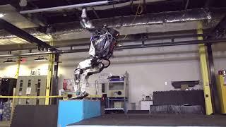 BOSTON DYNAMICS - Robô Atlas