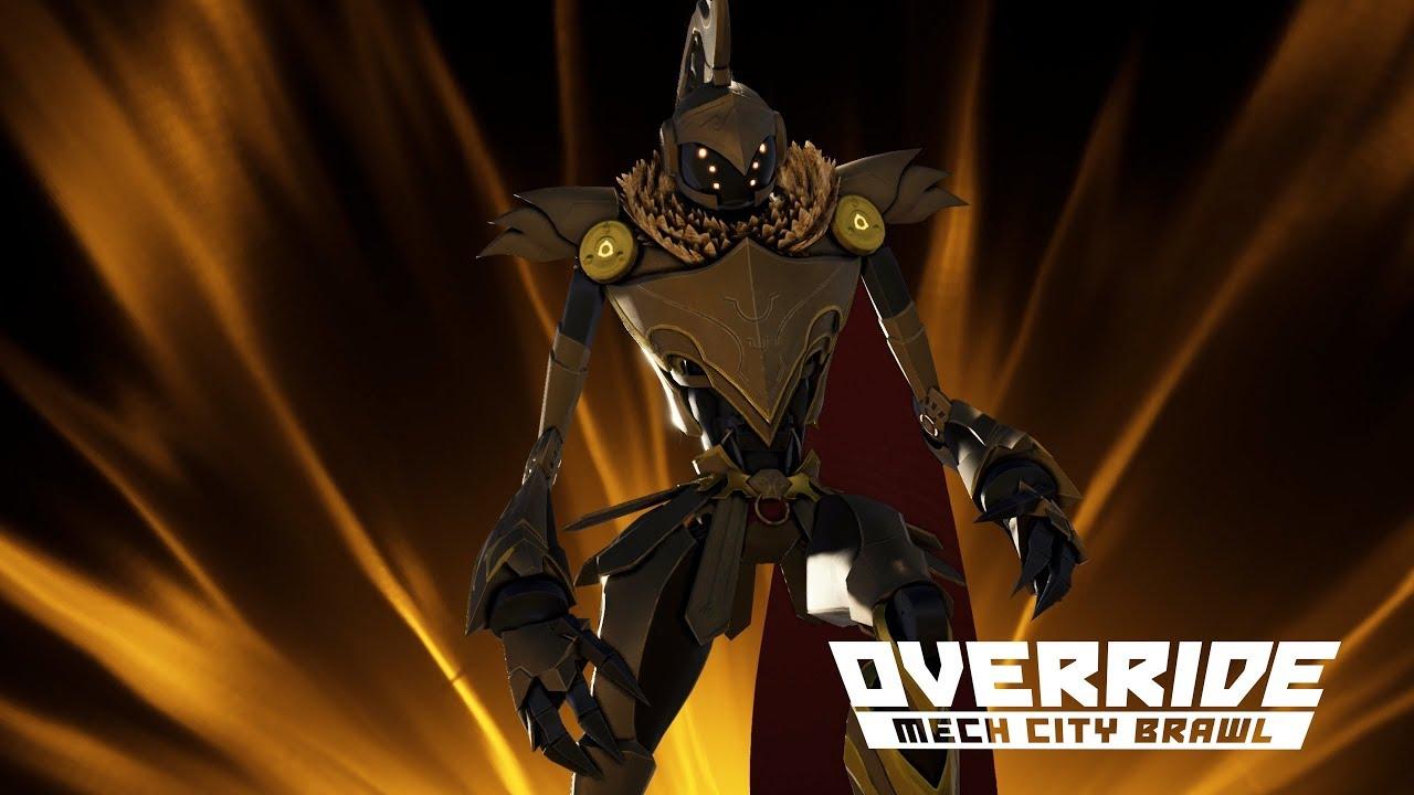 Override Mech City Brawl No Gears No Glory Modus Games
