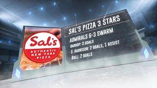 NZIHL 2018 | Game Recap: Swarm v Admirals - July 28