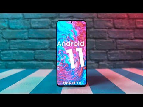 Samsung One UI 3 на базе Android 11 - ОБЗОР! Что изменилось?