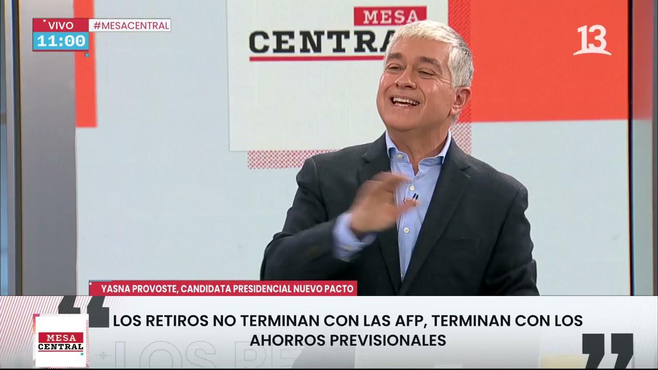 """Download Provoste y crisis migratoria: """"El gobierno ha abandonado a las comunas del norte"""""""