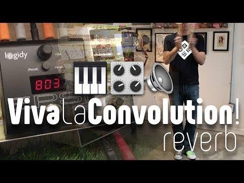 Viva La Convolution! Exploring the Logidy EPSi Reverb with Synths