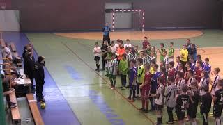 CZ1-Miedzynarodowy Turniej-Memoriał K Czachary w Gromadce-Rocznik 2004-Otwarcie zawodów