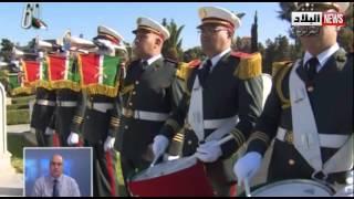الرئيس بوتفليقة يترحم على أرواح الشهداء بمقبرة العالية