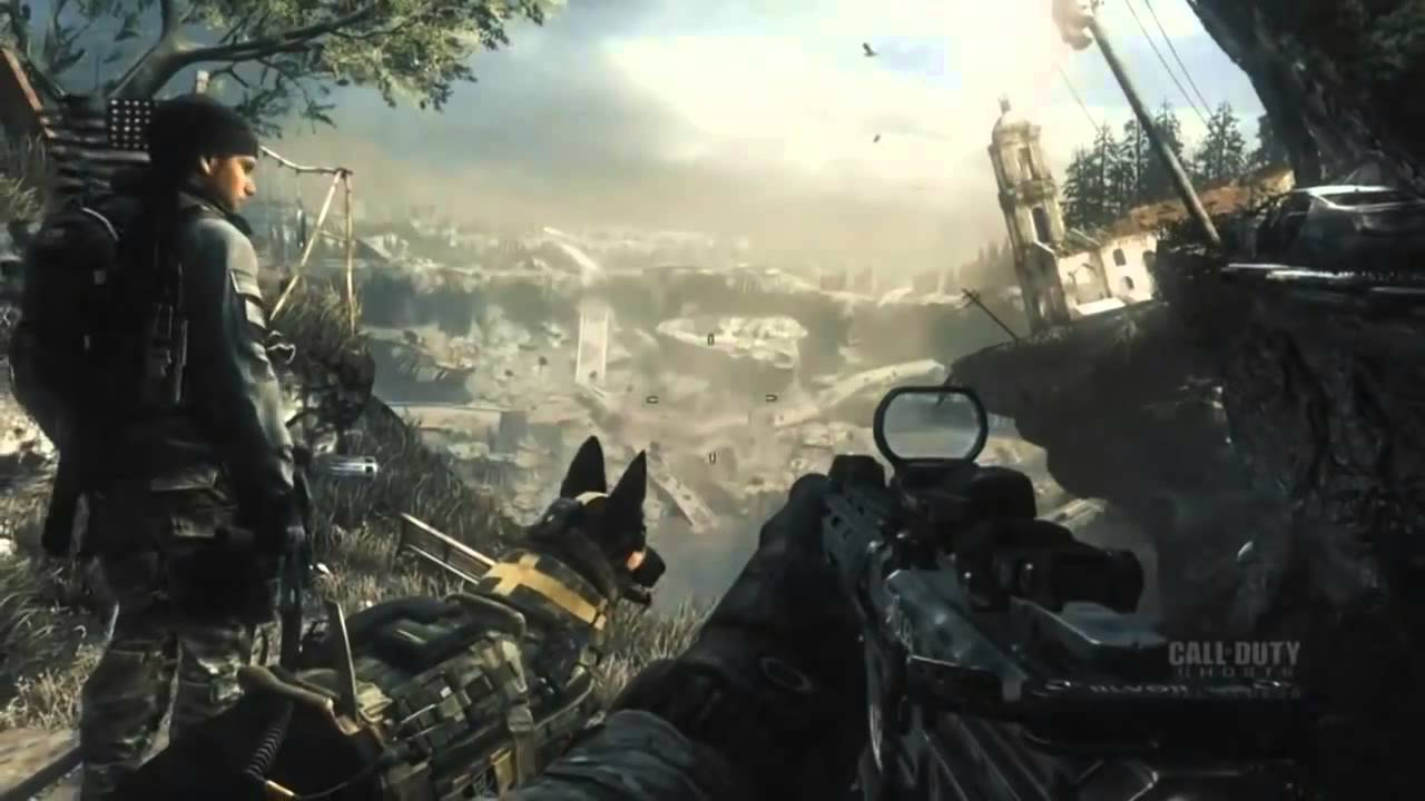 Call of Duty Ghosts PS3 تحميل لعبة DLGAMES - Download All Your Games For Free