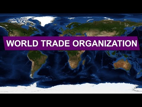 The World Trade Organization (WTO) • Explained With Maps