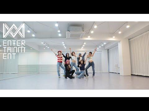 오마이걸(OH MY GIRL) - Dun Dun Dance (Practice ver.)