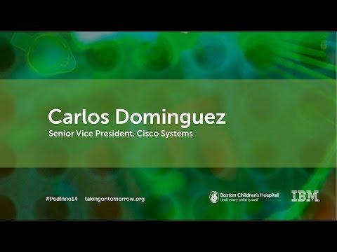 New World, New Rules: Carlos Dominguez - Boston Children's Hospital | Innovation Summit 2014