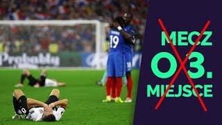 Dlaczego na Mistrzostwach Europy nie gra się o 3. miejsce?