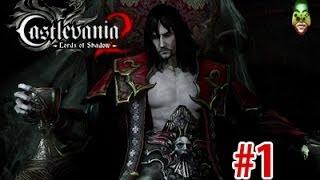"CASTLEVANIA: LORDS OF SHADOW 2 - #1 - ""O Príncipe das Trevas"""