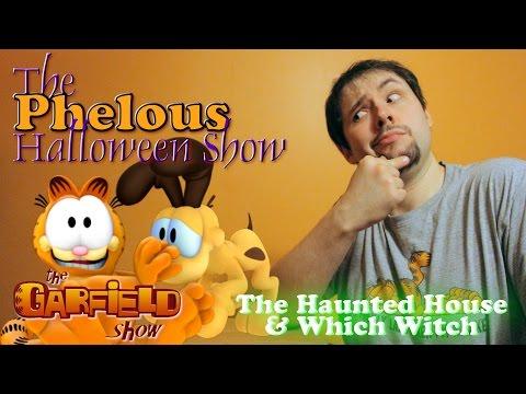 The Garfield Show Halloween - Phelous