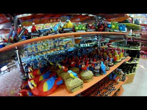Corralejo Souvenir Shop Fuerteventura 2018 HD
