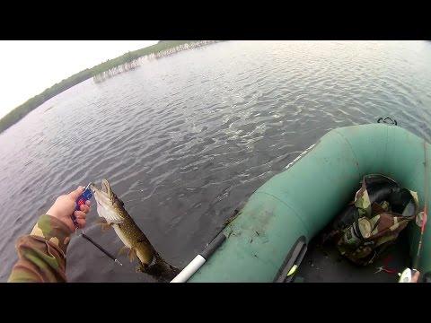 ловля на кружки на мелководье