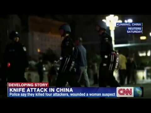 China Mass Knife Attack Update | 33 DEAD, OVER 160 Wounded in mass stabbing Kunming Railway Station