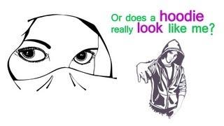 The Face Veil - It's My Choice!
