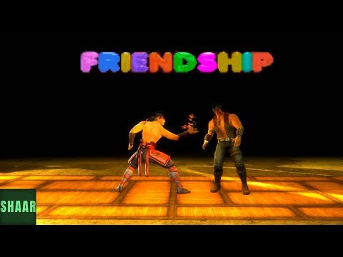 Mortal Kombat Komplete Edition - Friendship? Pc Mod