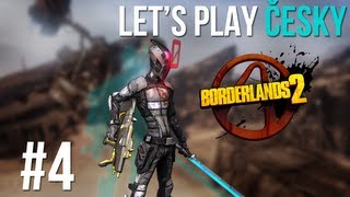 Let's Play Česky - Borderlands 2 Díl. 4