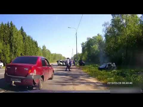 ДТП на Старосимферопольском шоссе