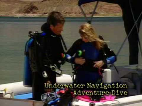 PADI Scuba Diving Lessons:  PADI Adventure Diver & PADI Advanced Open Water Diver Course